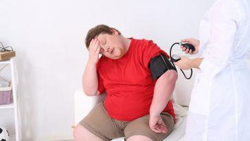 hombre obeso medico