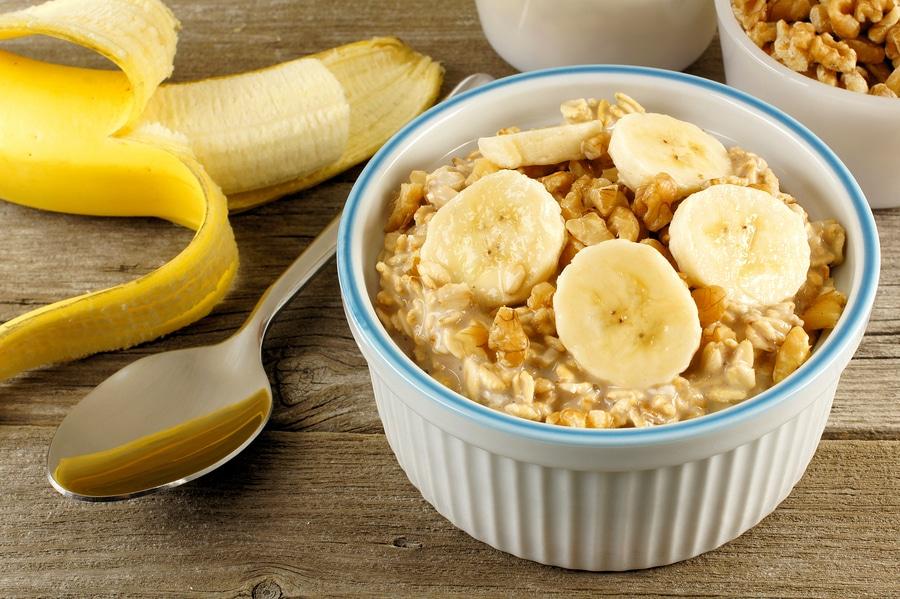 oatmeal banana