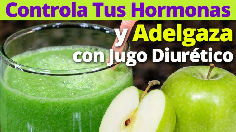 Controla tus hormonas y tu peso con esta increíble bebida | Adelgaza 20