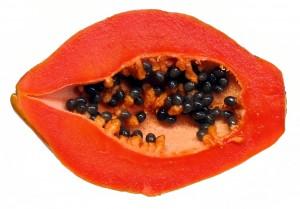 Peso semillas como papaya comer bajar de de para